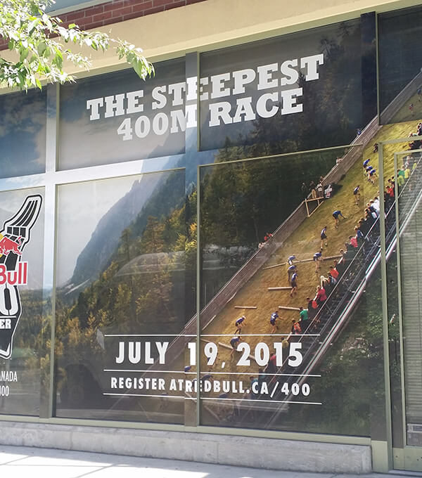 The steepest race